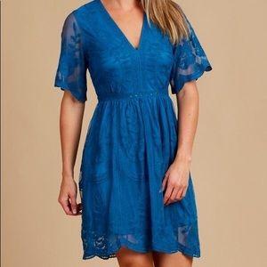 altar'd state lace sefton dress